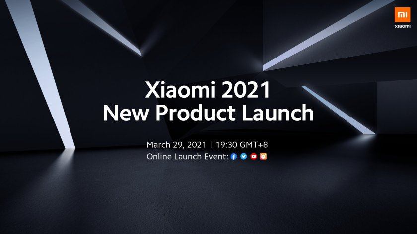 Xiaomi 2021 New Product Launch Event