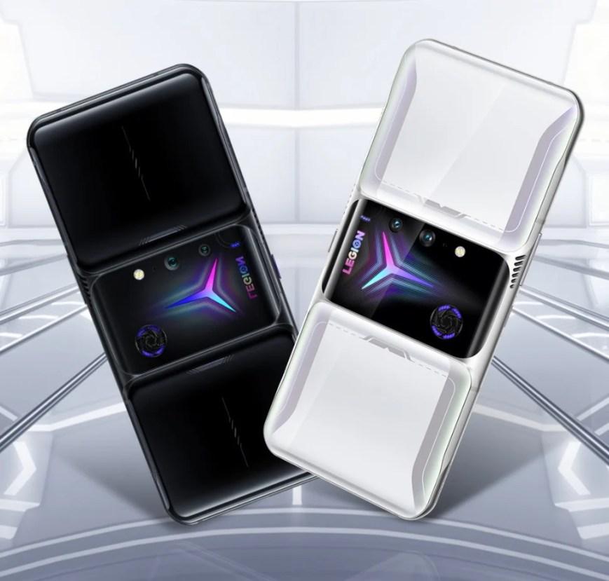 Lenovo Legion Phone 2 Pro colors