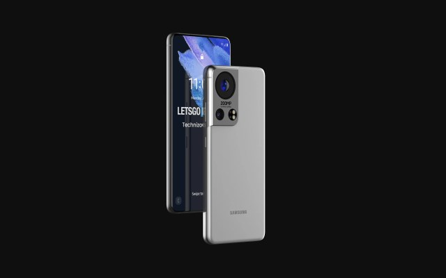 Samsung Galaxy S22 concept renders showcase 200-megapixel Olympus camera module - Gizmochina