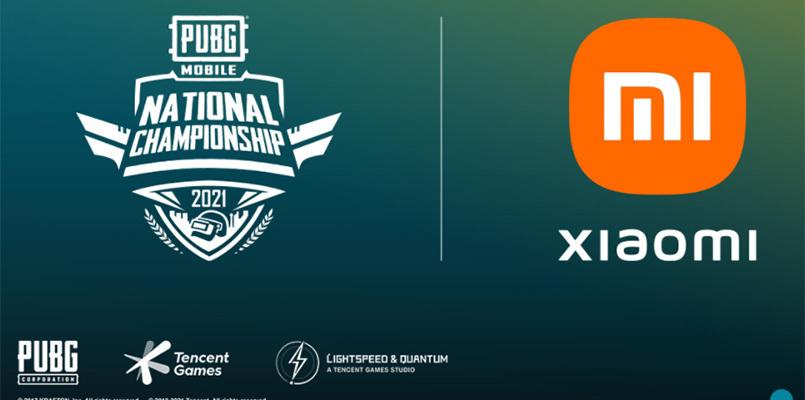 Xiaomi PUBG Mobile National Championship UK