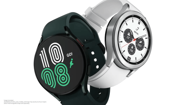 Samsung's newly launched Galaxy Watch4 series doesn't support Apple's iOS -  Gizmochina