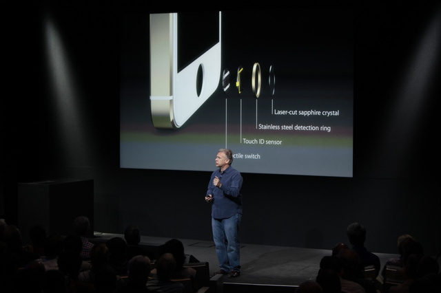 iphone 5s keynote touchid 2