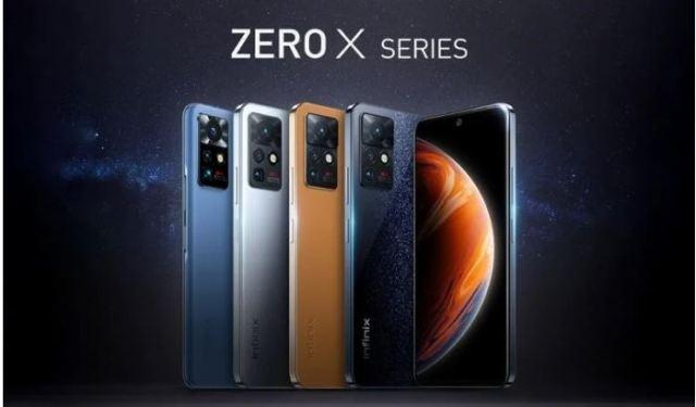 Infinix Zero X, Zero X Pro and Zero X Neo Unveiled