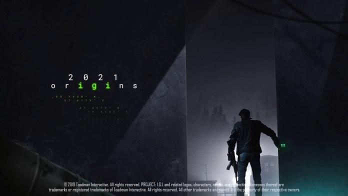 IGI ORIGINS 2021