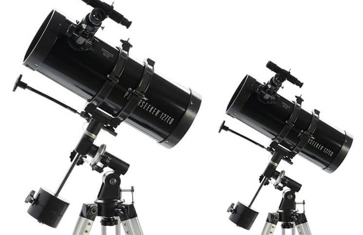 Celestron 127e Powerseeker Telescope Review