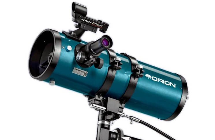 Orion 09798 StarBlast 4.5 Equatorial Reflector Telescope Review