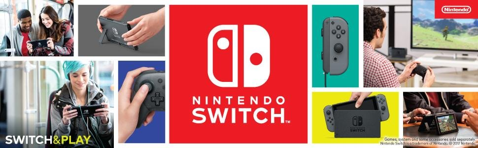 Nintendo Switch Features