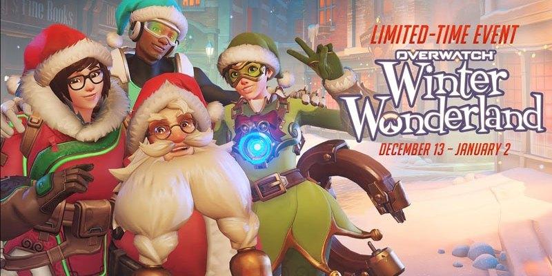 Overwatch Christmas Update