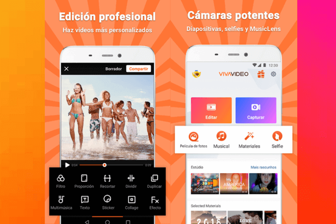 Apps Vivavideo