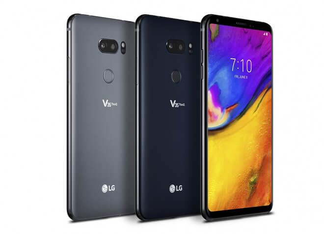 LG V35 ThinQ Precio