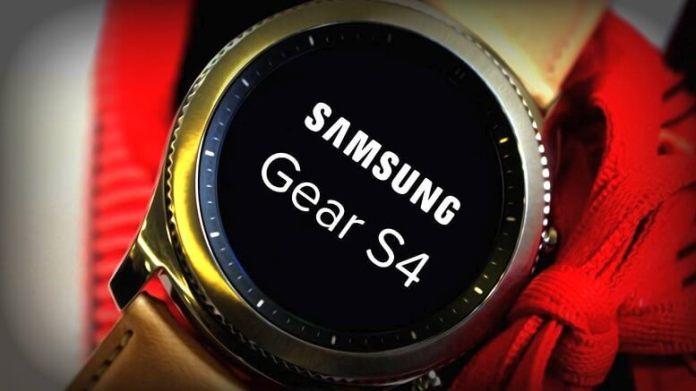 Veremos en el Samsung Gear S4 características novedosas