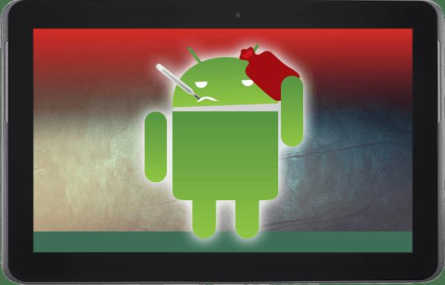 5 síntomas que indican que tu Android está infectado