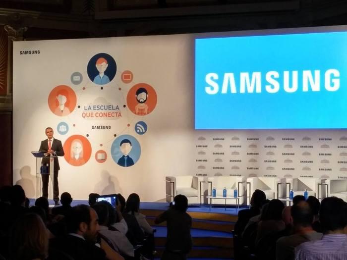 Tecnología + educación = La #mochiladigital de Samsung se apunta al cole