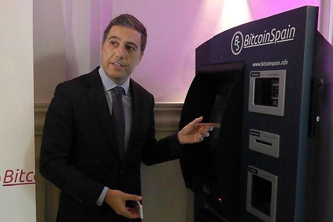 El primer cajero automático para Bitcoins llega a Madrid