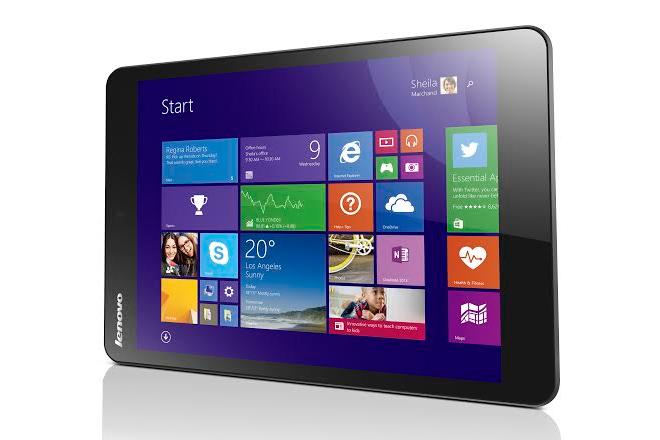 Lenovo MiiX 3: Tablet versátil y asequible