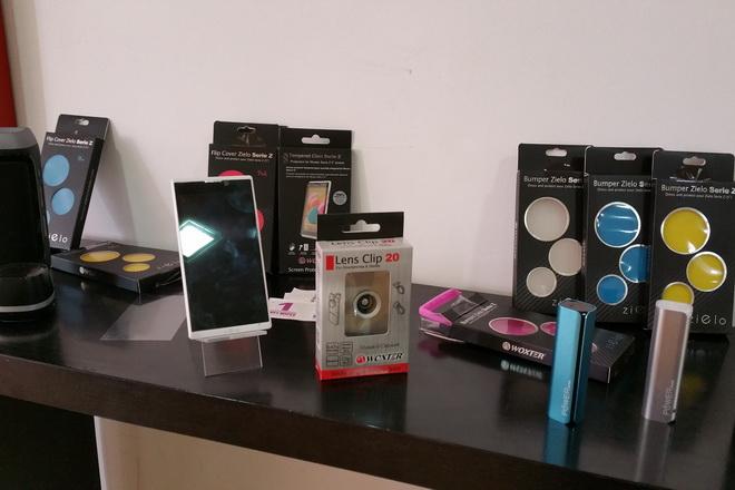 Woxter nos muestra su nueva línea de productos