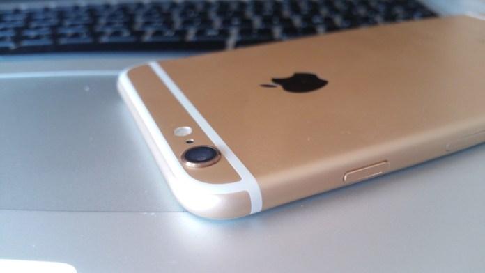iphone6plus camara