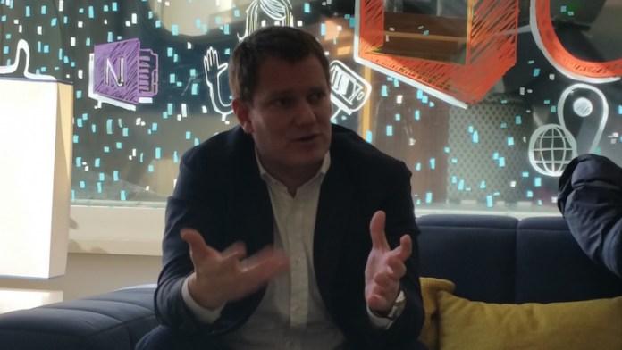 Antonio Budia, director de la Unidad de Negocio de Office de Microsoft Ibérica