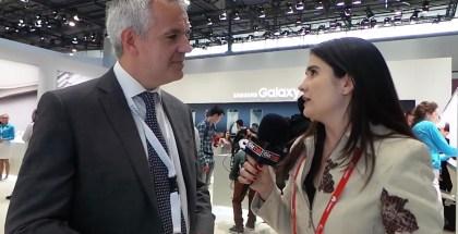 Celestino García Vicepresidente de Samsung España