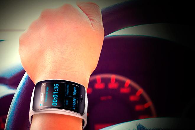 Convierte al Samsung Gear S en tu asistente de conducción gracias a esta app