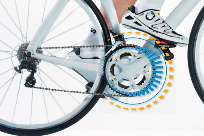 ¡Ciclista, es contigo! Estos son los nuevos medidores de potencia de Garmin