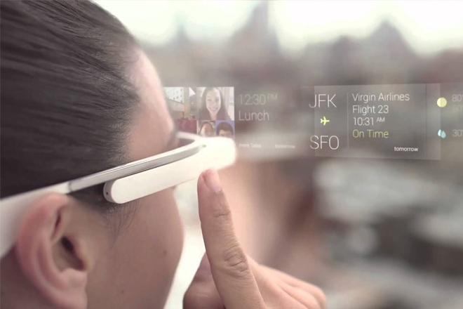 Google Glass usos profesionales