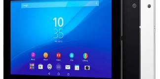 Sony Xperia Z4 Tablet aterriza muy prometedor, delgado y elegante