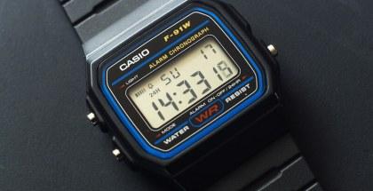 Casio smartwatch llegará en 2016