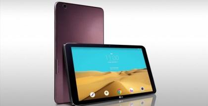 """IFA 2015: LG anunció su tablet G Pad II de 10,1"""""""