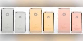 ¿No sabes cómo gastar tu dinero? Qué tal un iPhone 6S con diamantes