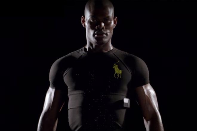 Polo desarrolla camiseta inteligente para deportistas