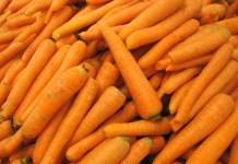 Cascos de moto baratos y seguros hechos con fibras de zanahoria
