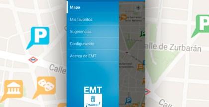 Parking Madrid: app bien dotada de la EMT para hallar aparcamiento