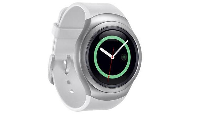 Samsung Gear S2 cuenta con un diseño circular versátil y ofrece una experiencia de uso intuitiva así como funcionalidades avanzadas, permitiendo a los usuarios mejorar y personalizar su experiencia móvil como nunca antes.