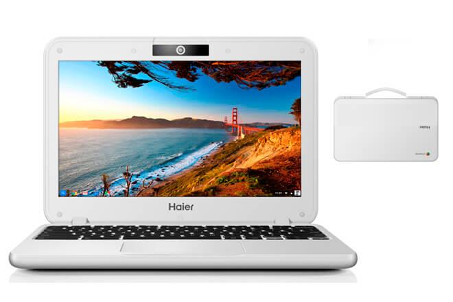 Haier Chromebook HR 116E