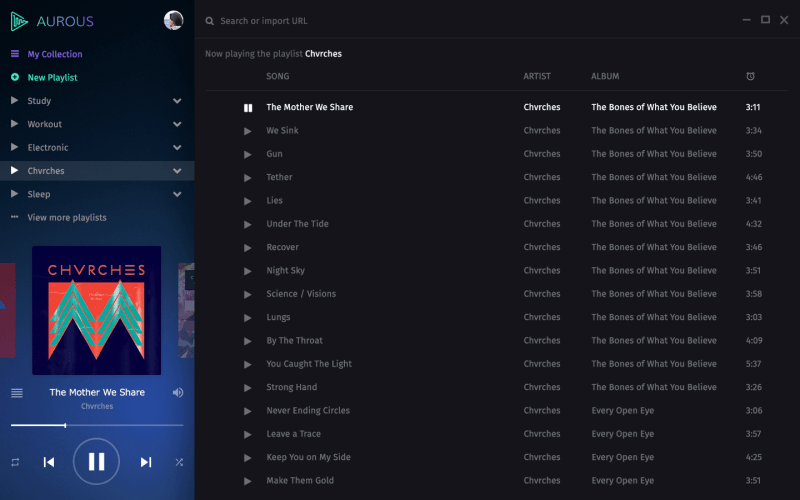 Ya disponible Aurous, un Spotify gratuito
