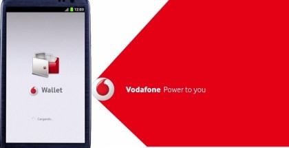 Pago móvil: Vodafone incluye tarjetas MasterCard en su servicio Wallet