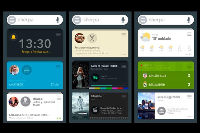 Sherpa-Next-para-iPhone