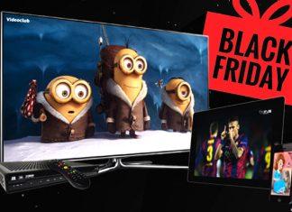 Vodafone se adelanta al Black Friday regalando 12 meses de Vodafone TV
