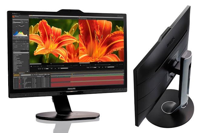 Nuevo monitor 24'' de Philips llega con 4K UHD