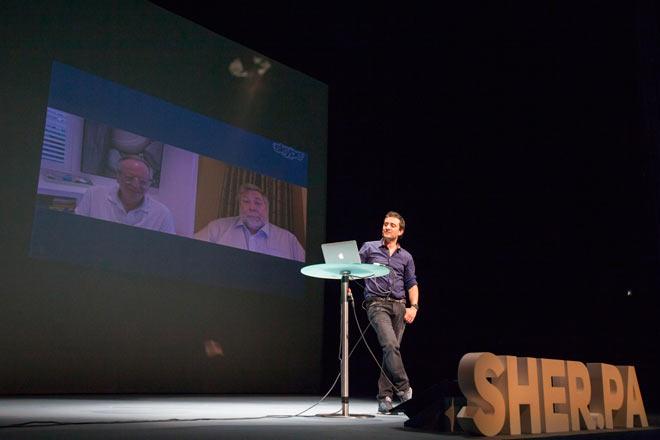 Sherpa Next conquista a Cupertino: la app vasca aterriza en iPhone con todo y sus plus
