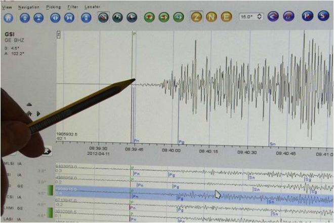 Este sistema pronostica sismos hasta con dos semanas de anticipación