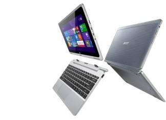 ¡Claves del éxito! Acer puntea en ventas de dispositivos 2 en 1