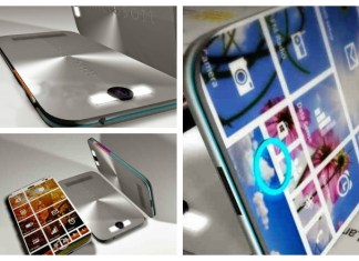 Microsoft Lumia 888: La pantalla curva seduce