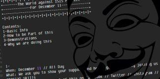 "Anonymous convoca a ""trollear"" a ISIS el 11 de diciembre"
