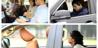 Investigadores chinos experimentan con un coche controlado por la mente