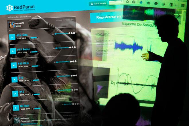 RedPanal: Música gratis, libre y colaborativa en Internet