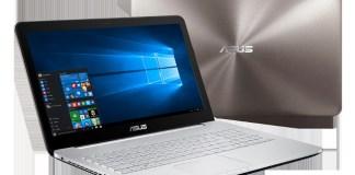ASUS: Nuevo portátil N552, llegará a España en febrero