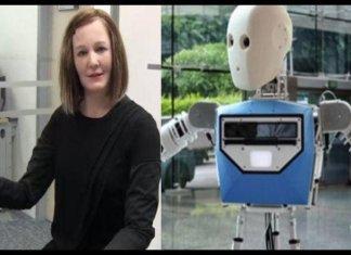 Nadine y Edgar, los robots sociales que reconocen rostros y hablan como humanos