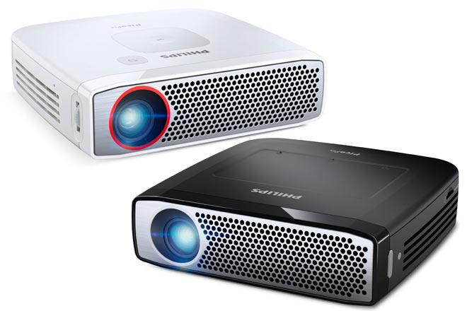 Home Cinema en tus manos: Proyectores Philips PicoPix PPX4835 y PPX4935 Pocket